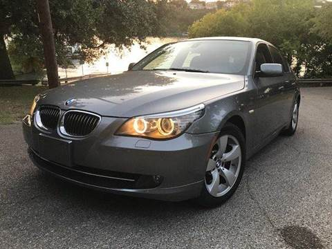 2008 BMW 5 Series for sale at Austinite Auto Sales in Austin TX