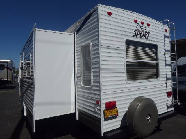 2011 R-Vision Super Sport 27RL Travel Trailer - Grants Pass OR