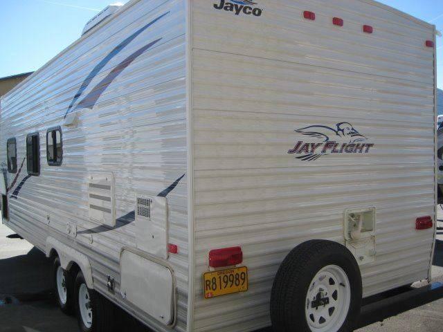 2009 Jayco JAY FLIGHT 22FB TRAVEL TRAILER - Grants Pass OR