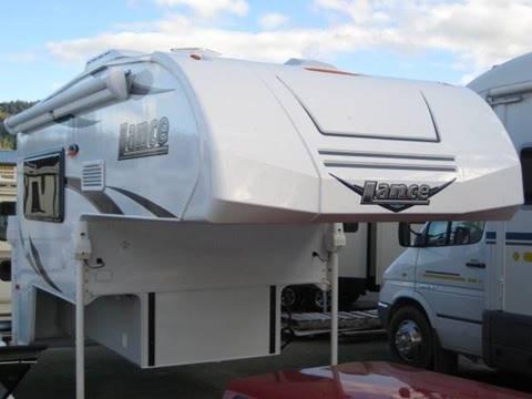 2017 Lance Camper 650