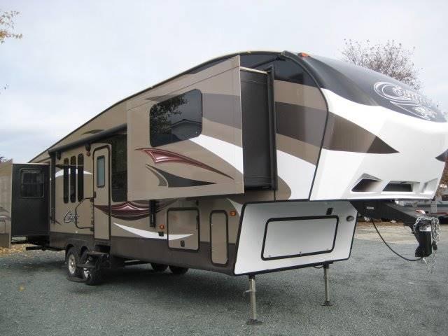2016 Keystone Cougar 337FLS Fifth Wheel - Grants Pass OR