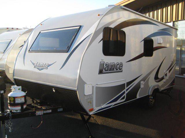 2017 Lance Trailer 1475 Travel Trailer - Grants Pass OR