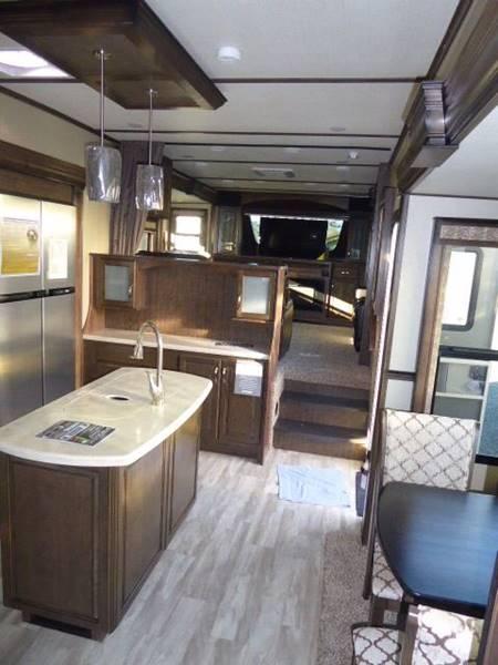2017 Grand Design Solitude 379FLS  - Grants Pass OR