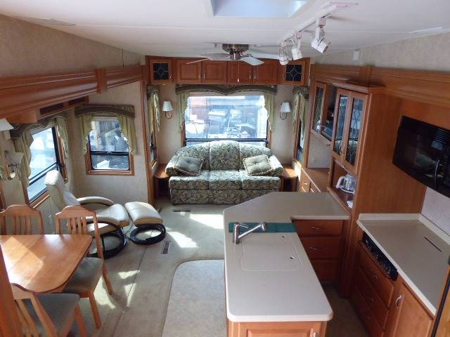 2006 Double Tree RV Mobile Suites 32TK3 Fifth Wheel - Grants Pass OR