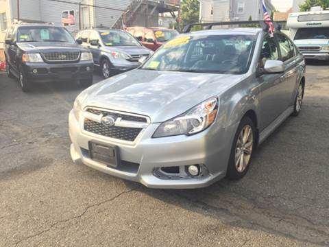 2013 Subaru Legacy for sale in Everett, MA