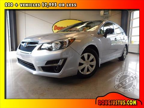 2015 Subaru Impreza for sale in Knoxville, TN