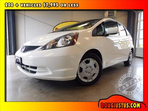 2013 Honda Fit for sale in Knoxville, TN