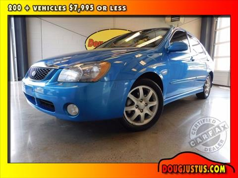 2006 Kia Spectra for sale in Knoxville, TN