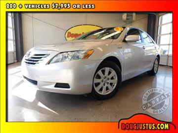 2008 Toyota Camry Hybrid for sale in Knoxville, TN