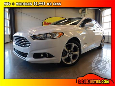 2014 Ford Fusion Hybrid for sale in Knoxville, TN