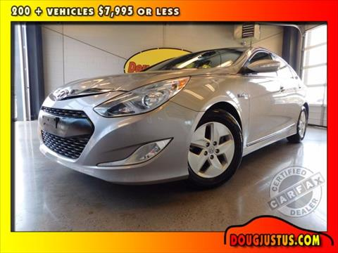 2012 Hyundai Sonata Hybrid for sale in Knoxville, TN