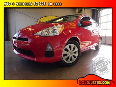 2012 Toyota Prius c for sale in Knoxville, TN