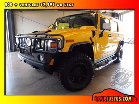 2005 HUMMER H2 for sale in Knoxville, TN