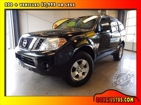 2011 Nissan Pathfinder for sale in Knoxville, TN