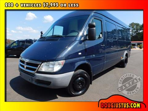 2004 Dodge Sprinter Cargo for sale in Knoxville, TN