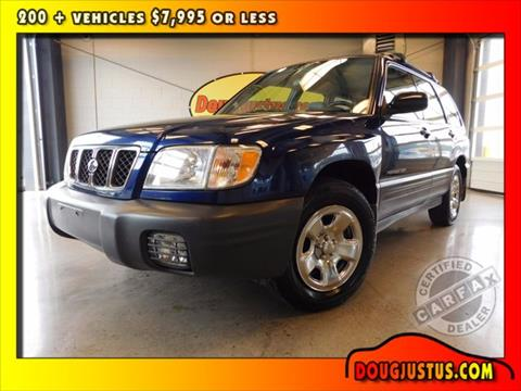 2002 Subaru Forester for sale in Knoxville, TN