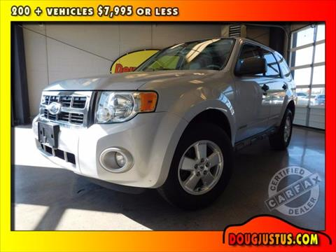 2008 Ford Escape for sale in Knoxville, TN