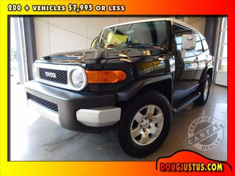 2008 Toyota FJ Cruiser for sale in Knoxville, TN