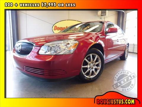 2007 Buick Lucerne for sale in Knoxville, TN