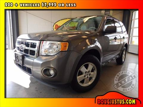 2010 Ford Escape for sale in Knoxville, TN