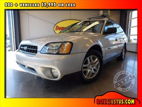 2004 Subaru Outback for sale in Knoxville, TN