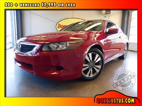 2008 Honda Accord for sale in Knoxville, TN