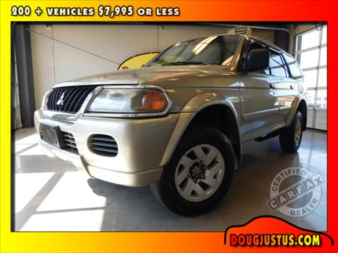 2002 Mitsubishi Montero Sport for sale in Knoxville, TN
