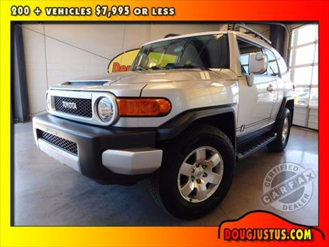 2007 Toyota FJ Cruiser for sale in Knoxville, TN
