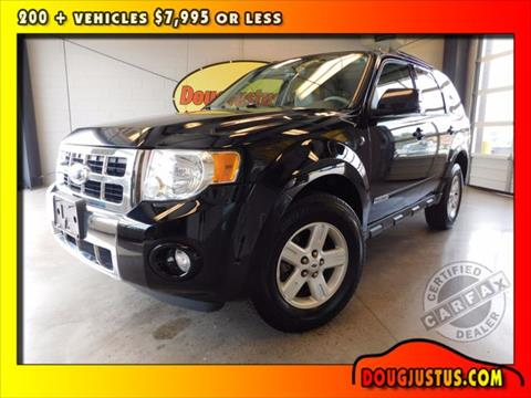 2008 Ford Escape Hybrid for sale in Knoxville, TN