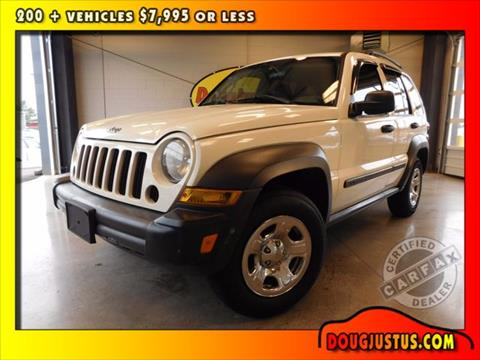 2006 Jeep Liberty for sale in Knoxville, TN