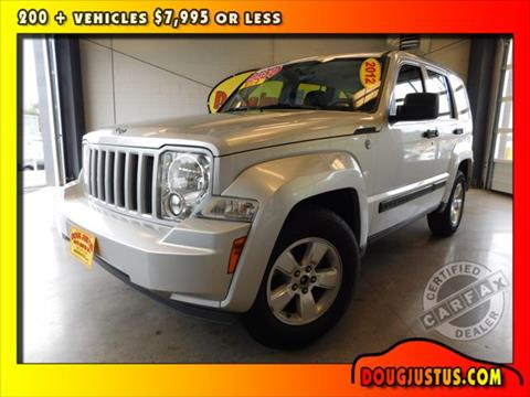 2012 Jeep Liberty for sale in Knoxville, TN