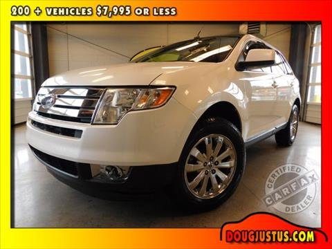Ford Edge For Sale In Knoxville Tn