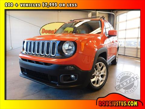 2017 Jeep Renegade for sale in Knoxville, TN