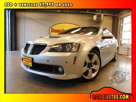 2009 Pontiac G8 for sale in Knoxville, TN