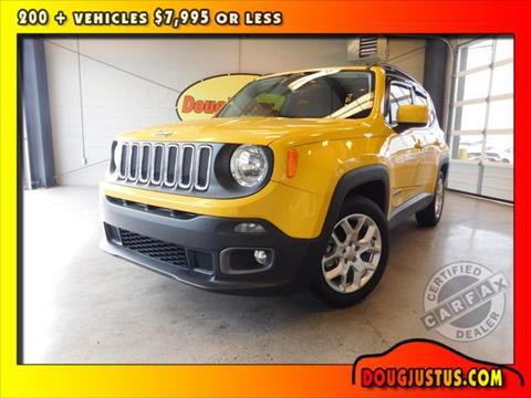 2015 Jeep Renegade for sale in Knoxville, TN