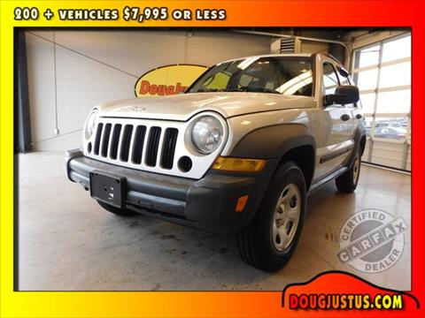 2007 Jeep Liberty for sale in Knoxville, TN