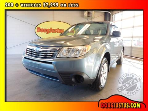 2009 Subaru Forester for sale in Knoxville, TN