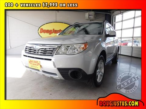 2010 Subaru Forester for sale in Knoxville, TN