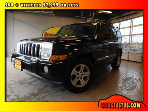 2009 Jeep Commander for sale in Knoxville, TN