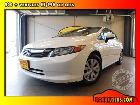2012 Honda Civic for sale in Knoxville, TN