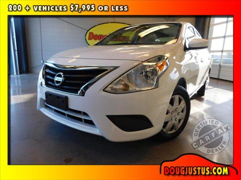 Used Nissan Versa >> 2017 Nissan Versa For Sale In Knoxville Tn