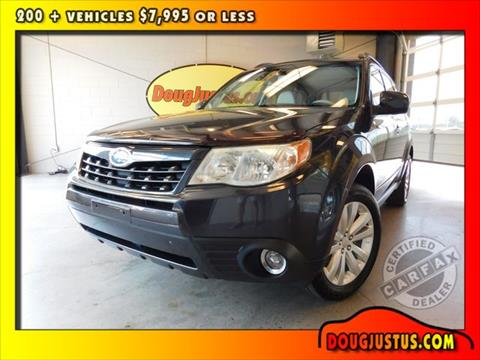 2011 Subaru Forester for sale in Knoxville, TN