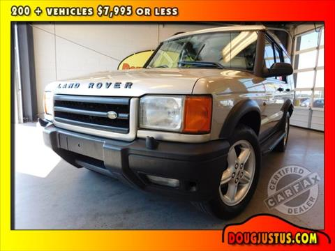 2000 Land Rover Discovery Series II for sale in Knoxville, TN