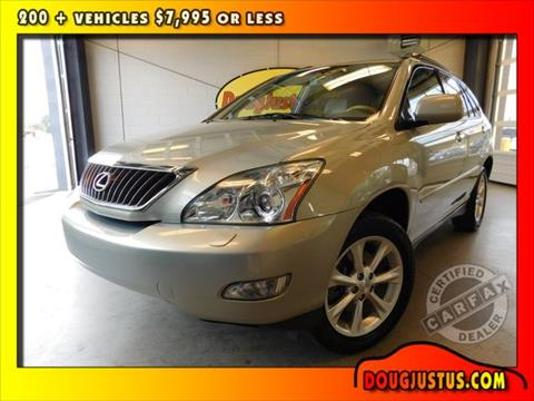2008 Lexus RX 350 for sale in Knoxville, TN