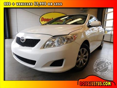 2009 Toyota Corolla for sale in Knoxville, TN