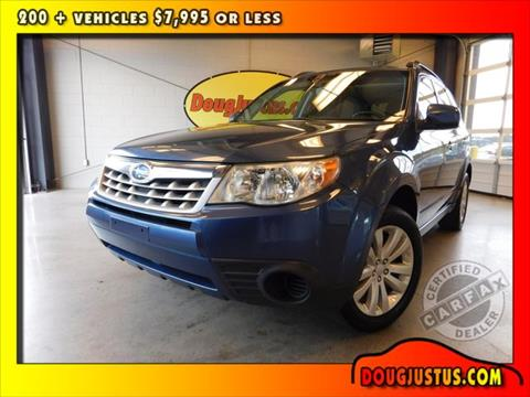 2012 Subaru Forester for sale in Knoxville, TN