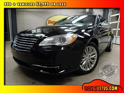 2011 Chrysler 200 for sale in Knoxville, TN