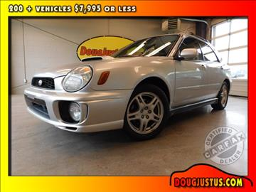 2002 Subaru Impreza for sale in Knoxville, TN