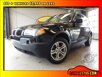 2005 BMW X3 for sale in Knoxville, TN