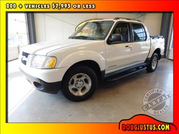 2002 Ford Explorer Sport Trac for sale in Knoxville, TN